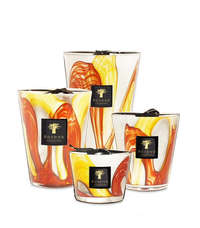 Baobab Collection Nirvana Scented Candles - Bliss