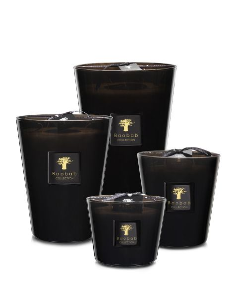 Baobab collection Les Prestigieuses scented candles - Encre de Chine