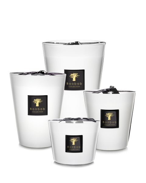 Baobab Collection Les prestigieuses Scented Candles - Pierre de Lune