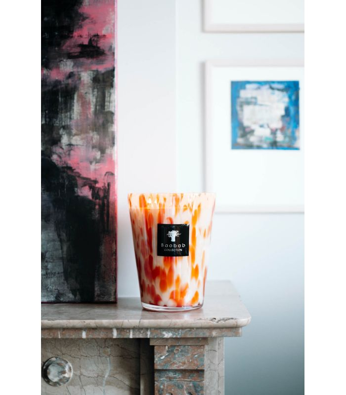 Coral Pearls - Candele profumate | Baobab Collection