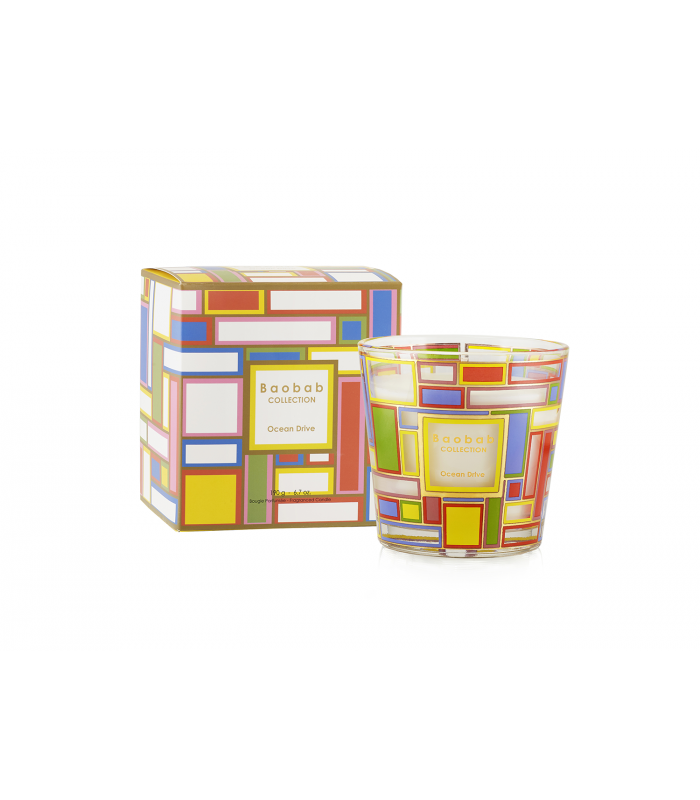 My First Baobab - Ocean Drive - Scented Candles
