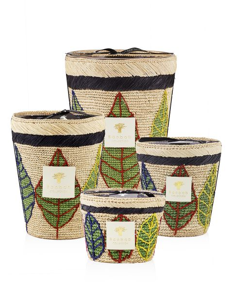 Ravintsara - Lamba - Scented Candles | Baobab Collection