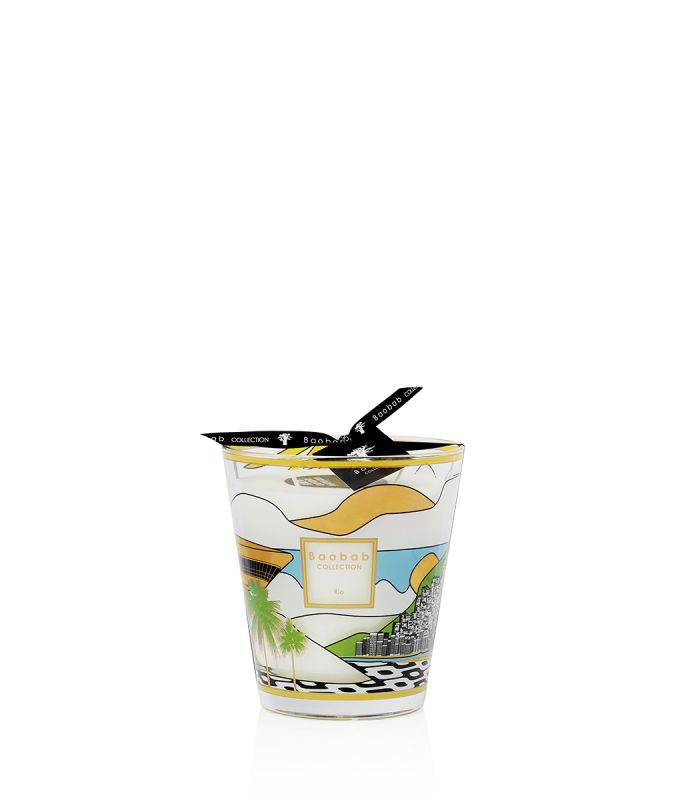 Cities - Rio - Scented Candles | Baobab Collection