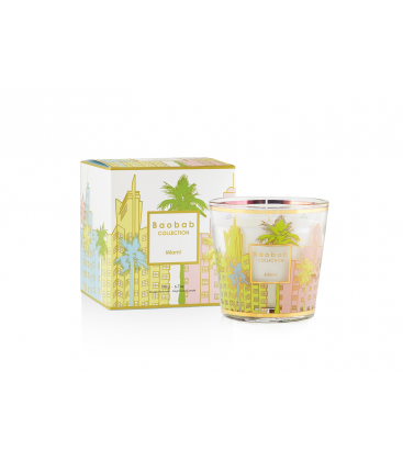 My First Baobab - Miami - Scented Candles