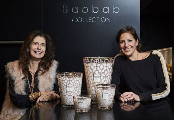 Baobab Collection supports breast cancer research