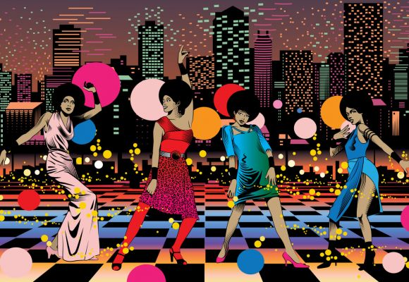 DISCO collection - The Story